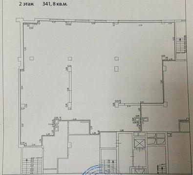 Сдается универсальное помещение 342 кв.м, 5 Просека, ЖК Нaдeждa - Фото 5