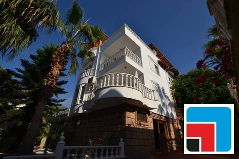 Вилла в Турции в алании турция 6 комнат 4 этажа - Фото 1