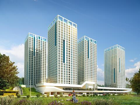 Продажа трехкомнатная квартира 69.33м2 в ЖК Каменный ручей гп-4 - Фото 3