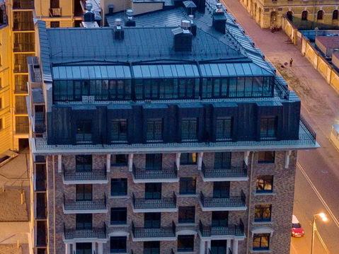 """Продажа престижной 4 комнатной квартиры в ЖК """"Дом на Кирочной"""" в спб - Фото 2"""