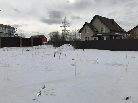Участок 8 сот. , Щелковское ш, 10 км. от МКАД. - Фото 1