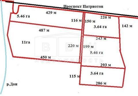 Продажа участка, Воронеж, Патриотов пр-кт. - Фото 3