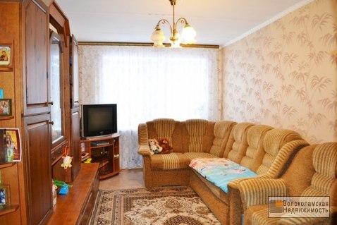 Трехкомнатная квартира в Волоколамском районе, станция Чисмена - Фото 1