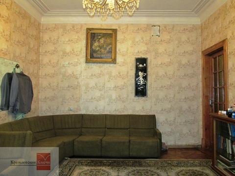 4-к квартира, 101.2 м2, 4/8 эт, Москва, Староконюшенный переулок, 19 - Фото 4