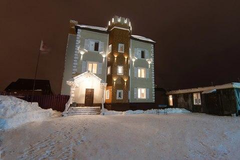 Аренда элитного коттеджа посуточно в Новосибирске - Фото 1