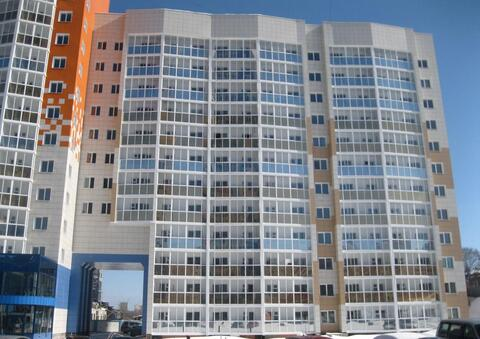 Однокомнатная квартира в г. Кемерово, Центральный, пр-кт Притомский, 9 - Фото 1