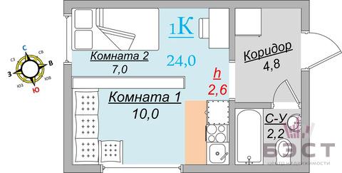 Объявление №49351589: Продаю 1 комн. квартиру. Екатеринбург, ул. Селькоровская, 76/1,