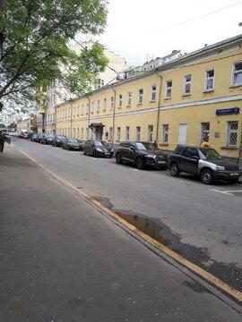 Офис в особняке 18 кв.м, метро Кропоткинская, Б. Знаменский, д.2с4 - Фото 1