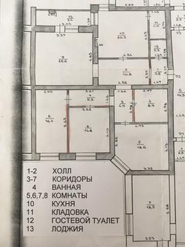 Продается 4к.кв, г. Воронеж, Средне-Московская - Фото 2