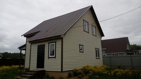 Теплый зимний брусовой дом в деревне. - Фото 2