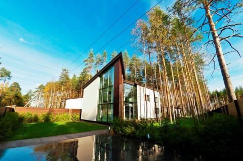 Сдается современный коттедж 230м2 в закрытом поселке Белоострова - Фото 3