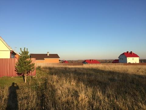 Участок ИЖС 18 соток село Костино, 60км. от МКАД по Дмитровскому шоссе - Фото 1