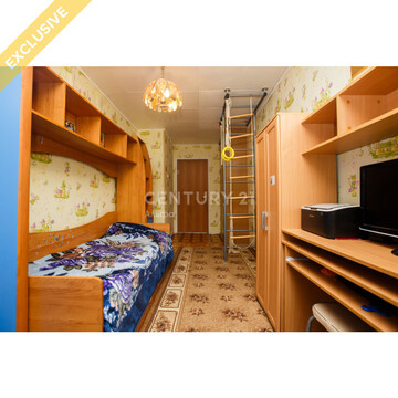 Продажа 3-к квартиры на 1/4 этаже на ул. Фрунзе, д. 6 - Фото 4