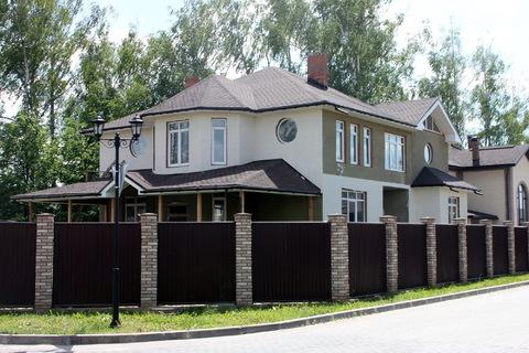 Большой дом в лучшем поселке бизнес класса Гайд Парк на Калужском ш. - Фото 2