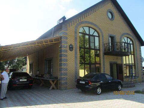 Новый кирпичный коттедж 502 кв.м в Иваново - Фото 1