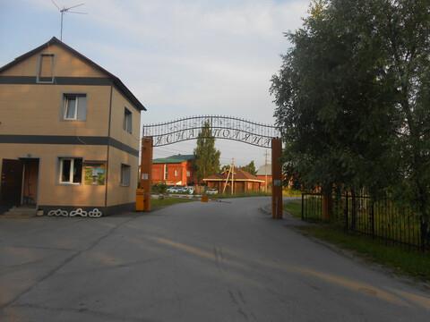 Продажа участка, Новосибирск, м. Речной вокзал, Ул. Малахитовая - Фото 1