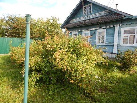 Продаётся дом 80 кв.м. на з/у 10 соток в г.Кимры на 2-м Транспортном п - Фото 1