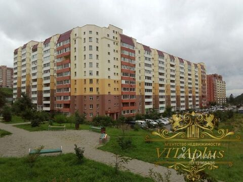 Продажа квартиры, Владивосток, Улица Адмирала Горшкова - Фото 1