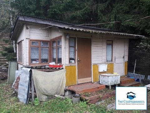 Дом из бревна с баней, гостевым домом и летней кухней рядом с лесом - Фото 4