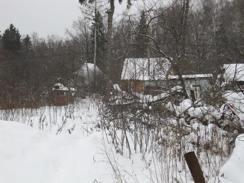 Продается участок 12 соток в черте города Щелково СНТ Горняк-2 - Фото 1