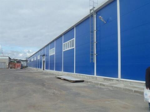 Сдам складское помещение 2000 кв.м, м. Бухарестская - Фото 2
