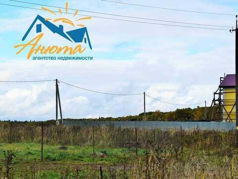 Продается участок 10 соток в деревне Нара, в 1 км. от границы Новой МО - Фото 2