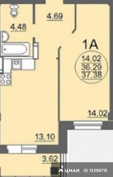 Продаю1комнатнуюквартиру, Барнаул, Балтийская улица, 95, Купить квартиру в Барнауле по недорогой цене, ID объекта - 322007746 - Фото 1