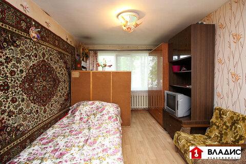 Владимир, Комиссарова ул, д.49, 1-комнатная квартира на продажу - Фото 1