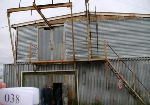 Продается производственная база: 3 здания площадью 2025 м2 - Фото 5