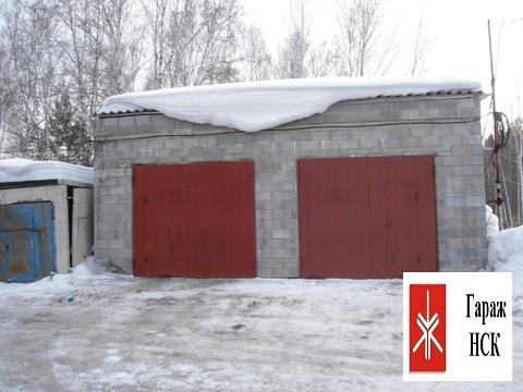 Продам капитальный гараж ГСК Полянка №262 и 263, за икэм - Фото 1