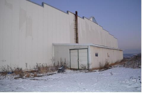 Продаётся производственно-складское осз - Фото 1