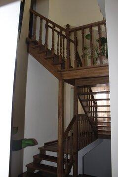 2х этажный кирпичный коттедж 280м2, в стиле шале, поселок Белкино - Фото 4