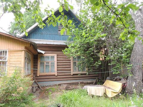 Часть дома на участке 5 соток в городе Мытищи поселок Дружба - Фото 4