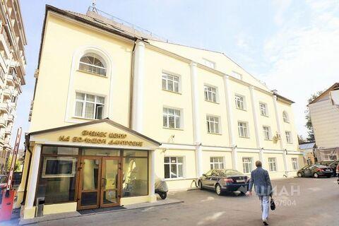 Офис в Москва ул. Большая Дмитровка, 32с4 (5077.0 м) - Фото 1