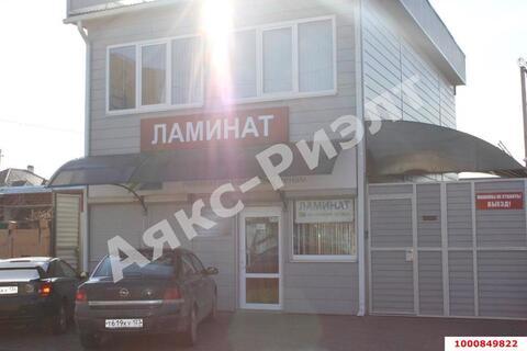 Продажа торгового помещения, Краснодар, Ул. Северная - Фото 1