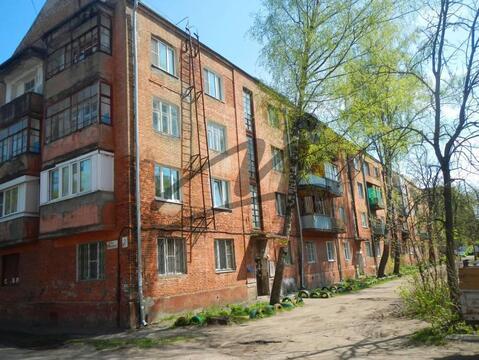 Продажа. Комната в четырехкомнатной квартире - Фото 1