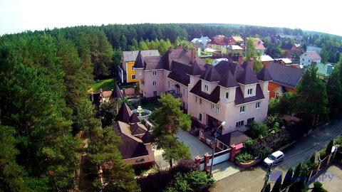 Продается особняк в европейском стиле в г. Дедовск, в 20 км от Москвы - Фото 1