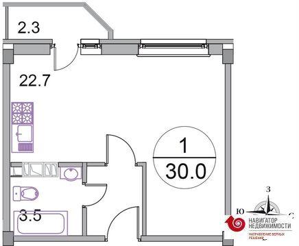 Продажа квартиры, Щемилово, Ногинский район, Д. 5 - Фото 1