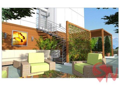 Продаются трехкомнатные апартаменты свободной планировки в новом к - Фото 1