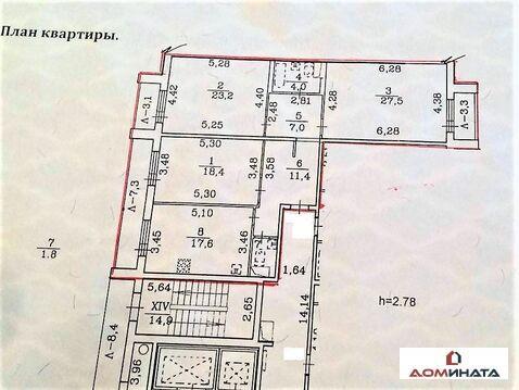 Продажа квартиры, м. Лесная, Пискаревский пр-кт. - Фото 5