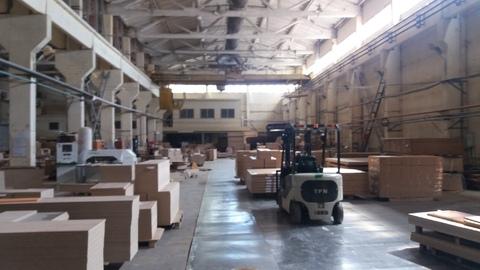 Аренда производственно-складских площадей 1000 кв.м.