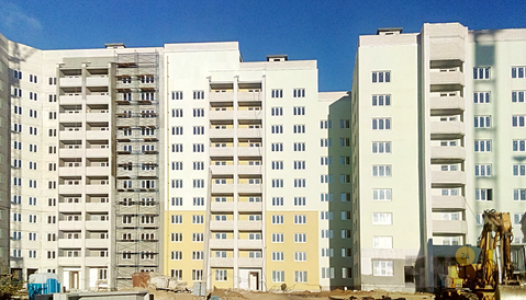 """1-ком квартира ЖК """"7 квартал"""" - Фото 2"""