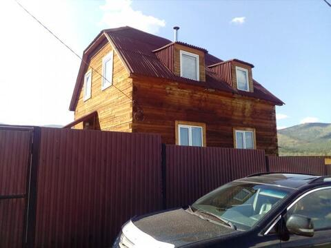 Продажа дома, Сотниково, Иволгинский район, Кристальная - Фото 1