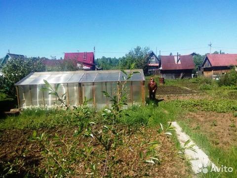 Участок 4 сот. (СНТ, ДНП), Купить земельный участок в Ижевске, ID объекта - 202575790 - Фото 1