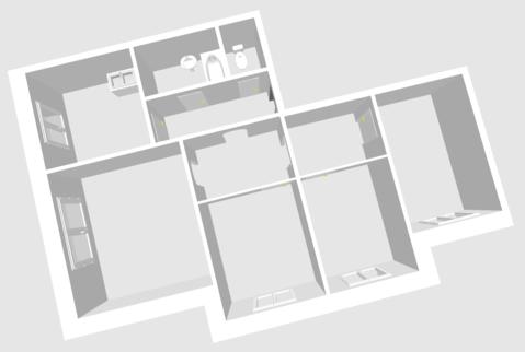 4-к квартира, ул. Антона Петрова, 223 - Фото 1