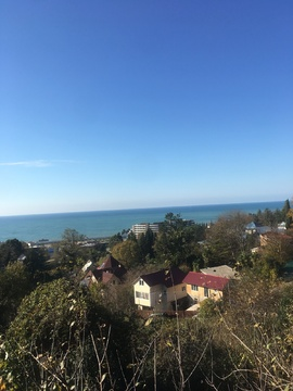 Коттедж в Сочи с видом на море в районе Курортного городка - Фото 1