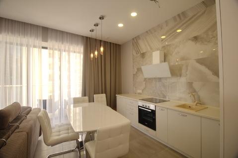 Продается квартира с дизайнерским ремонтом на берегу моря! - Фото 1