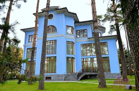 Продается дом 1100 кв.м, окп «Екатериновка» г.Москва, Рублевское шоссе - Фото 1