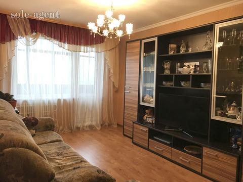 3 комн. квартира 65,4м2 3/5 эт. Коломенский р-н. с. Акатьево - Фото 1