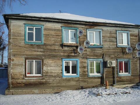 Продажа квартиры, Смоленщина, Иркутский район, Ул. Трудовая - Фото 1